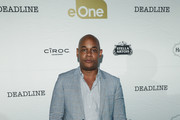 Actor Bokeem Woodbine attends eOne Best of the Fest TIFF 2018 Celebration at Assembly Chef's Hall on September 7, 2018 in Toronto, Canada