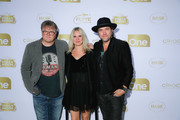 (L-R) Mike Smith, Lisa Smith and Brad Stella attend eOne Best of the Fest TIFF 2019 Celebration at Arcane on September 06, 2019 in Toronto, Canada.