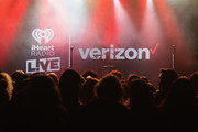 General view of atmosphere during iHeartRadio LIVE and Verizon bring you Fall Out Boy in Seattle at The Showbox on November 11, 2019 in Seattle, Washington.