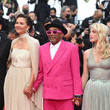 """jury president Spike Lee """"Annette"""" & Opening Ceremony Red Carpet - The 74th Annual Cannes Film Festival"""