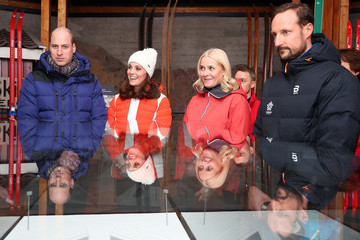 rince William The Duke and Duchess of Cambridge Visit Sweden and Norway - Day 4