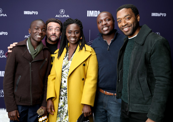 The IMDb Studio At Acura Festival Village On Location At The 2019 Sundance Film Festival – Day 1 [chiwetel ejiofor of the boy who harnessed the wind,event,premiere,performance,film industry,william kamkwama,maxwell simba,ma\u00e3 \u0304ga,kevin smith,a\u00e3,location,imdb studio at acura festival village on location,the imdb studio,sundance film festival]
