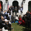 t Barack Obama President Obama Welcomes Wounded Warrior Ride To The White House