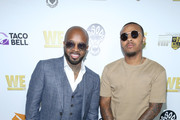 """Jermaine Dupri and Bow Wow attend WE tv """"Power, Influence & Hip Hop: The Remarkable Rise Of So So Def"""" celebration and Season 3 of """"Growing Up Hip Hop Atlanta"""" at The London West Hollywood on July 16, 2019 in West Hollywood, California."""