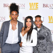 Toni Braxton and Denim Cole Braxton-Lewis Photos