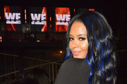 Vanessa Simmons attends WE tv Celebrates The Premiere Of Marriage Boot Camp: Hip Hop Edition And Growing Up Hip Hop at Nightingale on January 9, 2019 in West Hollywood, California.