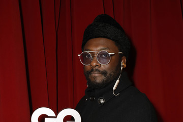will.i.am Backstage - GQ Men Of The Year Award 2016