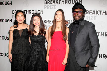 will.i.am 2017 Breakthrough Prize - Backstage
