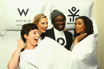 will.i.am W Hotels, will.i.am And EKOCYCLE Announce New Partnership At W New York Launch Event