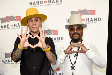 will.i.am Hand in Hand: A Benefit for Hurricane Relief - Los Angeles