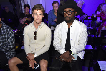 will.i.am MCM x Christopher Raeburn SS17 - Front Row & Runway