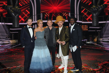 will.i.am 'The Voice' Live Final - Winners Photocall