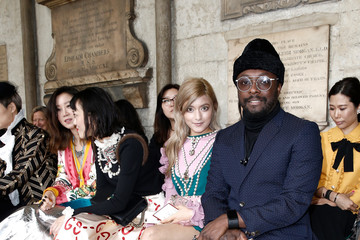 will.i.am Gucci Cruise 2017 - Front Row