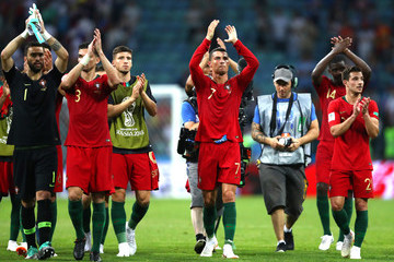 will.i.am Portugal Vs. Spain: Group B - 2018 FIFA World Cup Russia