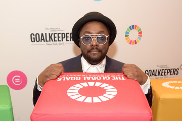will.i.am Goalkeepers: The Global Goals  2017