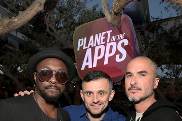 will.i.am Apple Music's Planet of the Apps Party