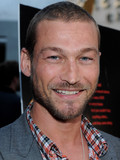 Andy Whitfield Vashti Whitfield married