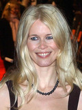Claudia Schiffer David Copperfield engaged