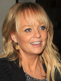 Emma Bunton Jade Jones engaged