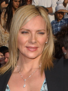 Larry Davis was marrie... Kim Cattrall Dated