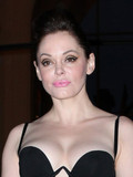 Rose McGowan Davey Detail engaged