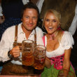 An Octoberfest girl!