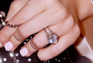 year, but we couldn't leave the pop star's ring off the list. The ring ... Five Year Engagement Ring