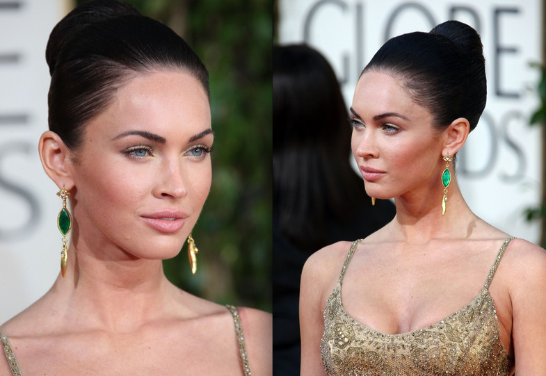 megan fox hair up. quot;I#39;m a trannyquot; Megan Fox had