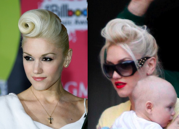 Gwen Stefani Prom Hairstyle Ideas