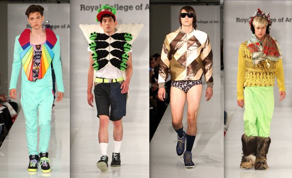 69b7df2e8 The Most Outrageous Creations from the Royal College of Art Summer ...
