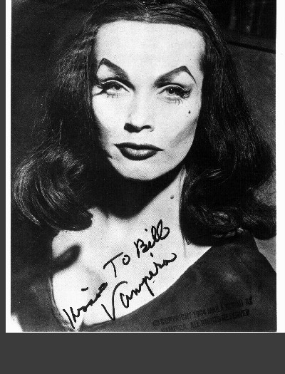 Vampira - Actress Wallpapers
