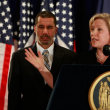 NY Governor Paterson Names Hillary Clinton's Senate Replacement - From zimbio.com