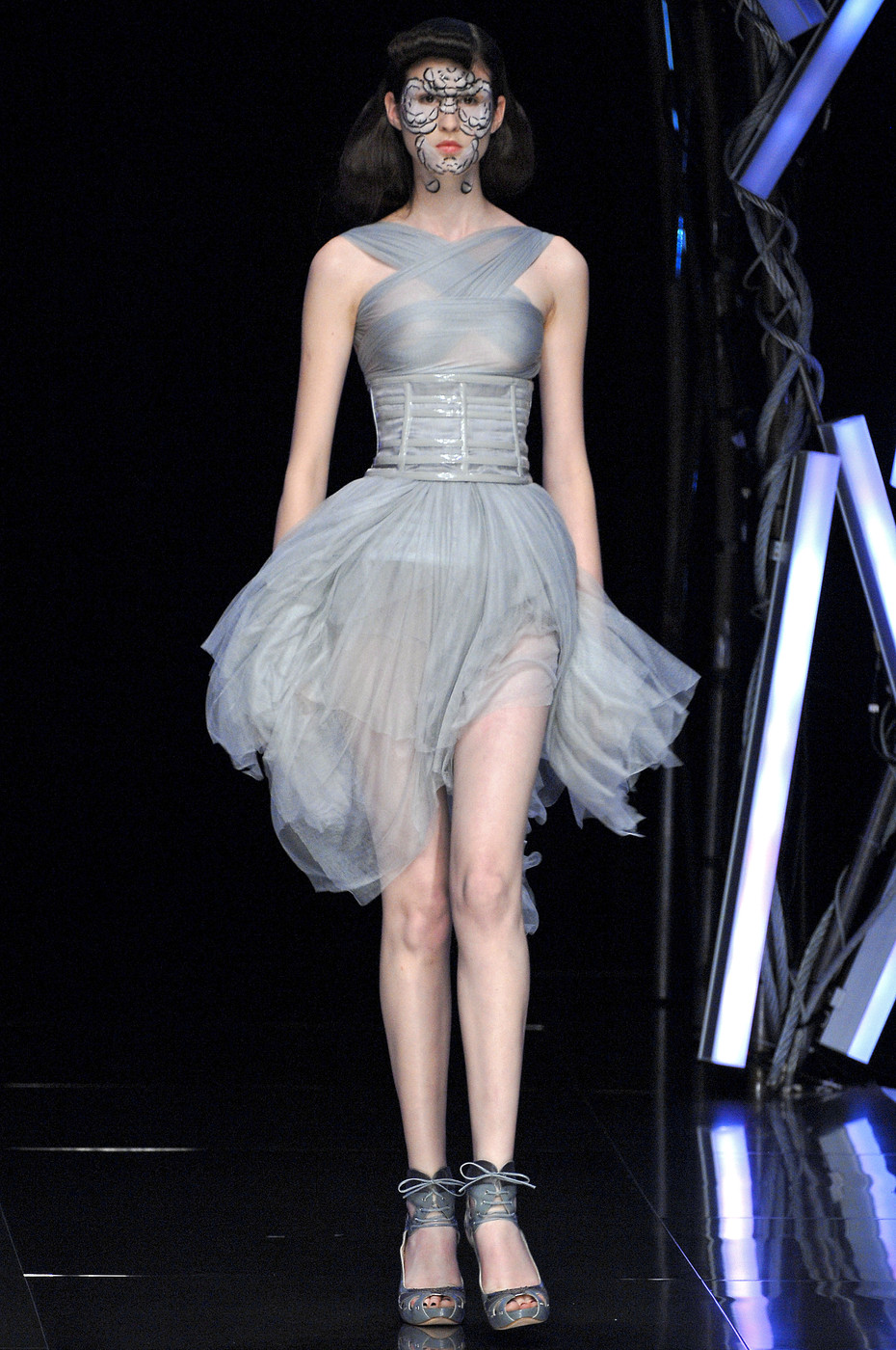 Paris Fashion Week Spring 2008, Alexander McQueen