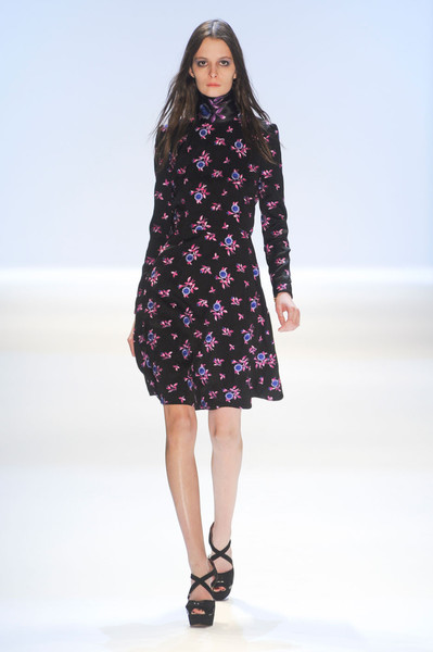 New York Fashion Week Fall 2012, Jill Stuart