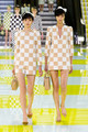 Who Wore Louis Vuitton Checkers Better: Jessica Alba or Kristen Stewart?