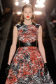 Red Hot: Monique Lhuillier Fall 2012