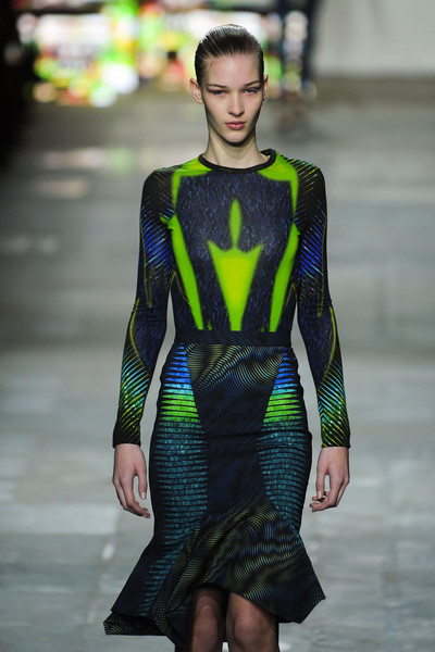 London Fashion Week Fall 2012, Peter Pilotto