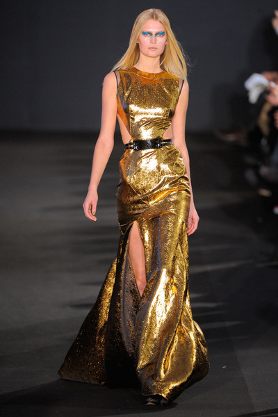 New York Fashion Week Fall 2012, Prabal Gurung