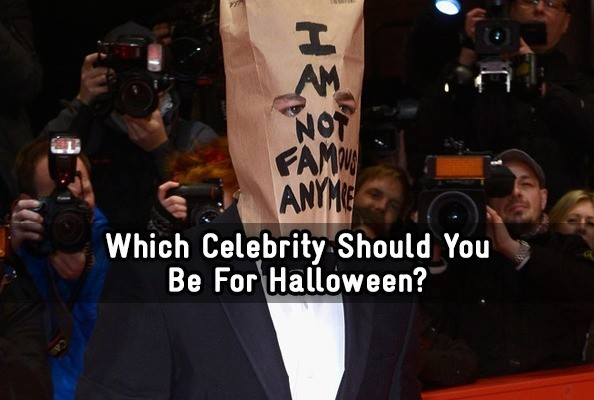 Which Celebrity Should You Be for Halloween? - Quiz - Zimbio