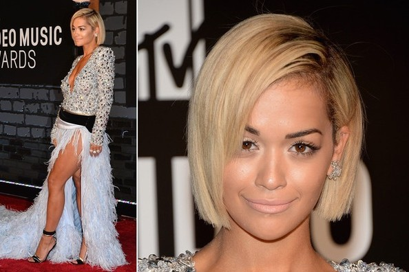 Your Morning Hairspiration: Rita Ora's Banging Bob