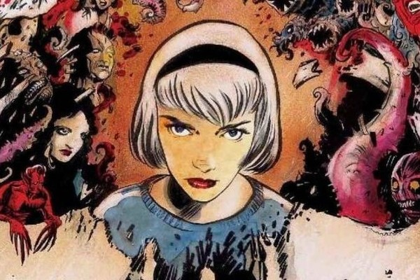 New 'Sabrina' (don't call her a Teenage Witch) series lands at Netflix