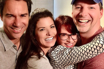 The 'Will and Grace' Cast Reunion Photos Are Absolutely Adorable