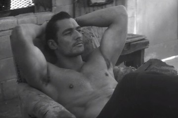 Meet David Gandy, the HOT Guy in J.Lo's 'First Love' Video