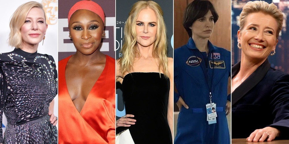 2020 Best Actress Ridiculously Early Oscar Predictions For 2020   Beyond the Box