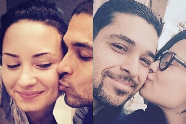 30 Pictures of Demi Lovato and Wilmer Valderrama That Will Make You Truly Sad They Broke Up
