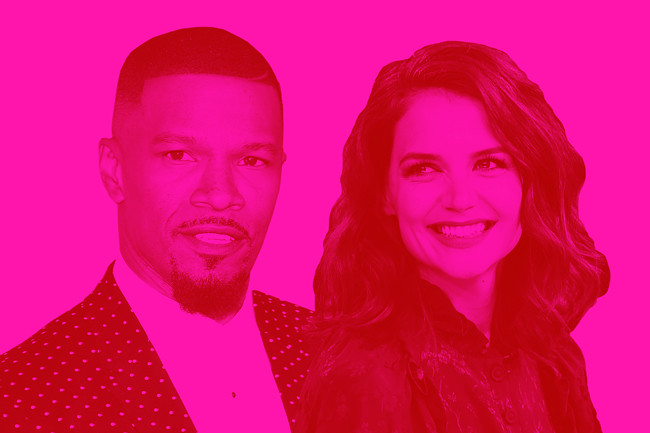 After an Eternity of Hiding, Jamie Foxx and Katie Holmes Confirm Their Secret Love