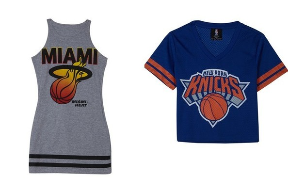 Attention Stylish Sports Fans: Meet the Forever 21 X NBA Collection