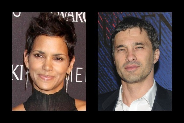 Halle Berry is married to Olivier Martinez