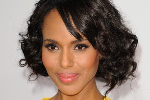 Kerry Washington's 8 Most Stunning Beauty Moments