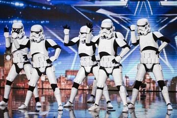 The Force Is Strong with These Mesmerizing Dancing Stormtroopers